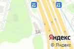 Схема проезда до компании Осетинские пироги в Москве
