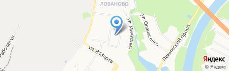 Детский сад №43 на карте Химок