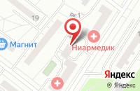Схема проезда до компании Бизнесцентр в Москве