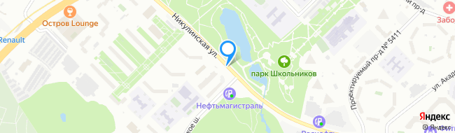 Никулинская улица