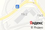 Схема проезда до компании Лес-Снаб в Москве
