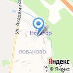 Федерация Айкидо Московской области на карте Химок