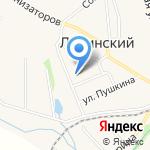 Областной Единый Информационно-Расчетный Центр на карте Ленинского