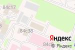 Схема проезда до компании Центральная клиническая больница №1 в Москве