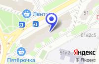 Схема проезда до компании ВАРШАВСКАЯ И.А. в Москве