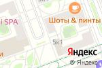 Схема проезда до компании Испанские кварталы в Николо-Хованском