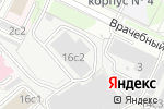 Схема проезда до компании Боралекс в Москве
