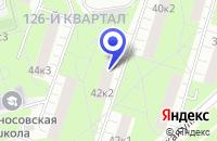 Схема проезда до компании ПТК ДВЕРИ МАССИВ в Москве