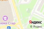 Схема проезда до компании Снегири в Москве