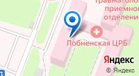 Компания Лобненское районное судебно-медицинское отделение на карте