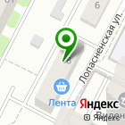 Местоположение компании Лопасненский