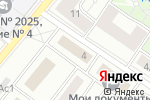 Схема проезда до компании Фотосалон на Очаковской 2-й пер в Москве