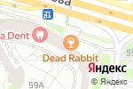 Схема проезда до компании Perfect Point в Москве