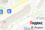 Схема проезда до компании Клиника армирующей стоматологии доктора Меликяна в Москве