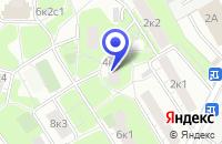Схема проезда до компании ТРАНСПОРТНАЯ КОМПАНИЯ ОТЕКАТРАНССТРОЙ в Москве