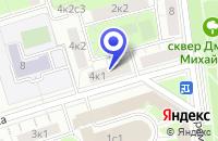 Схема проезда до компании ТФ НОВЫЙ ДОМ в Москве