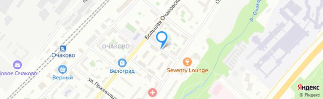 переулок Очаковский 2-й