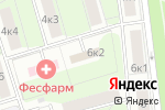 Схема проезда до компании Портомебель в Москве