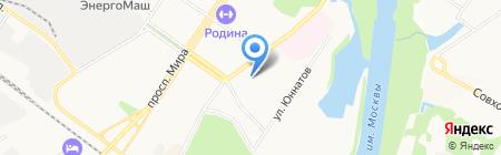 ОНЛАЙН ПРИНТ на карте Химок