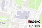 Схема проезда до компании Академия умного футбола в Москве
