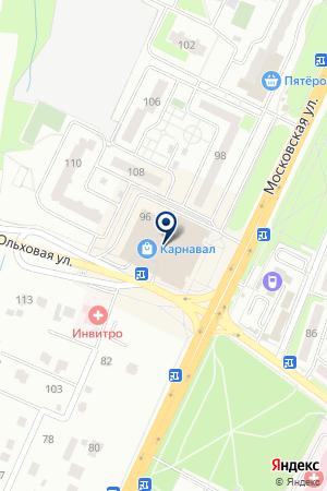 АПТЕКА АЙБОЛИТ-03 на карте Чехова