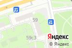 Схема проезда до компании Экосеть в Москве