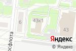Схема проезда до компании Электро Модуль в Москве