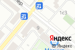 Схема проезда до компании Траверс-С в Москве