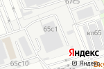 Схема проезда до компании Спутниковая Компания в Москве