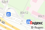 Схема проезда до компании Больница МПС в Москве