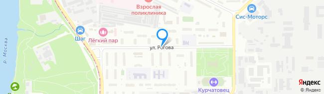 улица Рогова