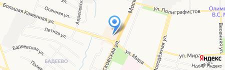 Спортмастер на карте Чехова