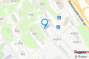 Сдается двухкомнатная квартира в Москве м. Раменки, Очаковское шоссе,4,к.1
