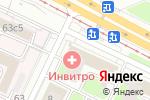Схема проезда до компании Пиво Есть! в Москве