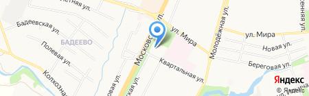 Женская консультация г. Чехова на карте Чехова