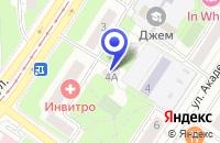 Схема проезда до компании РЕАБИЛИТАЦИОННЫЙ ЦЕНТР ДА! в Москве