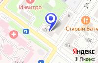 Схема проезда до компании НАУЧНО-ПРОИЗВОДСТВЕННЫЙ КООПЕРАТИВ ЭКЛСИС в Москве