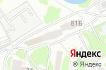 Схема проезда до компании Мособлфармация в Чехове