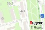 Схема проезда до компании Салюс Фарм в Москве