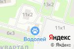 Схема проезда до компании Мастерская по заточке коньков в Москве