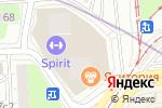 Схема проезда до компании Dr.Sun в Москве