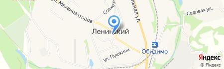 Ленинский районный суд на карте Барсуков