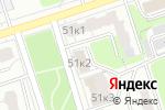 Схема проезда до компании РоссТур в Москве