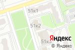 Схема проезда до компании Зоомагазин на Кастанаевской в Москве