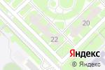 Схема проезда до компании Rezpen в Москве