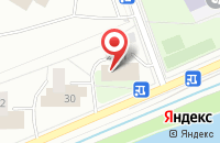Схема проезда до компании Юрикон в Москве