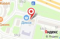 Схема проезда до компании Euro-Truck в Крымске