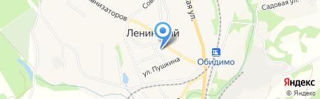 Многофункциональный центр предоставления государственных и муниципальных услуг на карте Барсуков