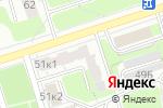 Схема проезда до компании Транспортная компания в Москве