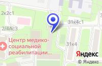 Схема проезда до компании АРХИТЕКТУРНО-СТРОИТЕЛЬНАЯ ФИРМА РОСТРА в Москве